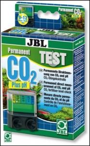Testeur permanent de CO2, en verre