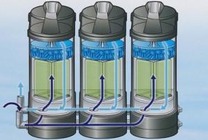 Extension pour filtre externe d'aquarium avec les modules Api Nexx