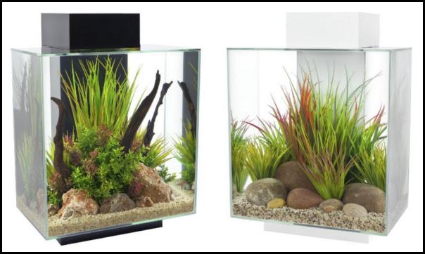 Aquarium aquascape nano 46 litres